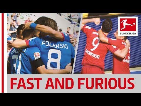 Hoffenheim vs. Bayern München - The Fastest Goal and Lewandowski