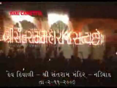 Santram Mandir dev Diwali 2009 , Piyus Rana Films