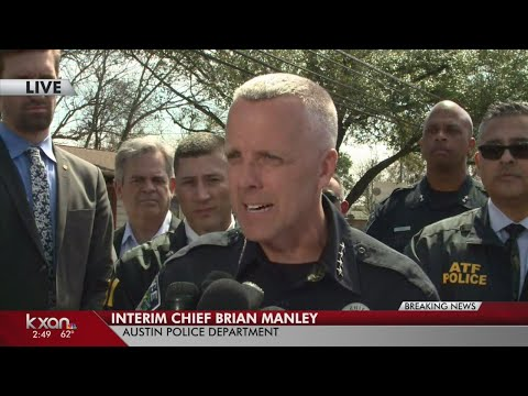 Third Austin bombing linked to previous deadly blasts
