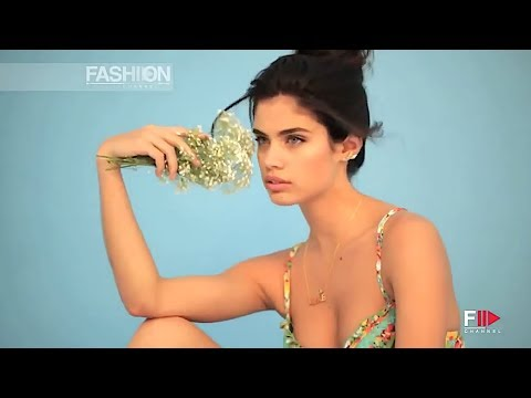 AGUA BENDITA - SARA SAMPAIO behind the scenes Collection 2014 - Fashion Channel
