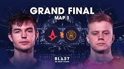 BLAST Pro Series Madrid 2019 - Grand Final: Astralis vs. ENCE (map 1)