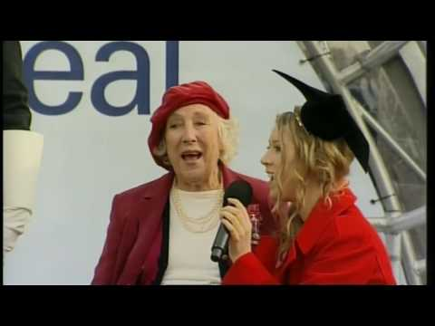Dame Vera Lynn launches Poppy Appeal