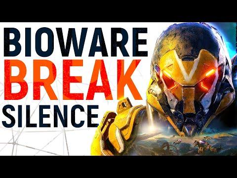 FINALLY! BioWare BREAK