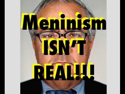 Real story behind meninism