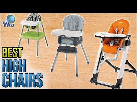 10 Best High Chairs 2018