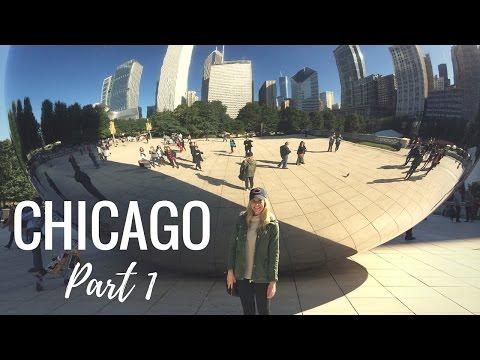 Chicago VLOG: Part 1 | Kathryn Tamblyn