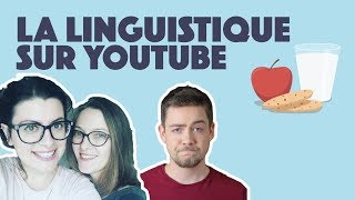 LA LINGUISTIQUE SUR YOUTUBE ft. Elles comme Linguistes et Le Mythologue - LIVE