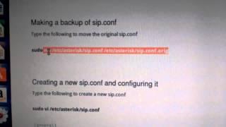 Instalación y Configuración Asterisk, mas Linphone, en Ubuntu. Voz sobre IP