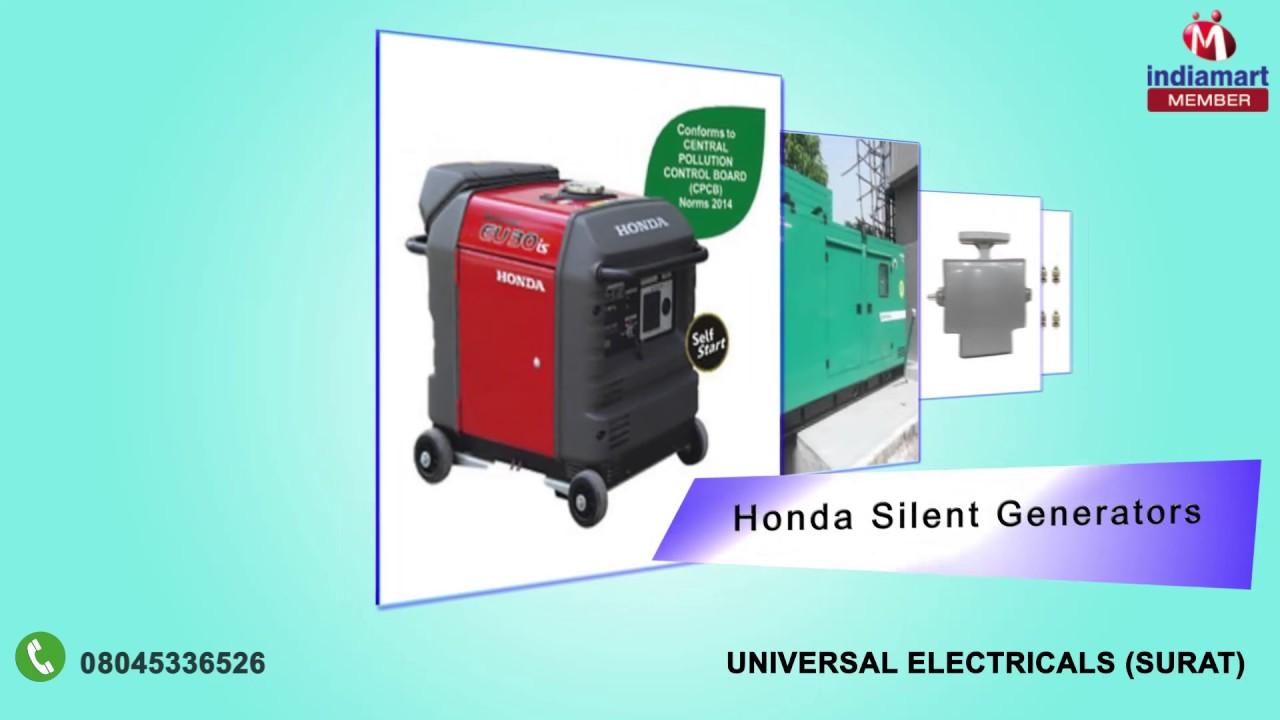 Honda Silent Generators at Rs 104000 /piece(s) | Begampura