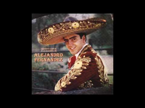 Grandes Éxitos A La Manera De Alejandro Fernandez/1994