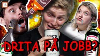 🍻  Hvem er best på ALKOHOL??🍻