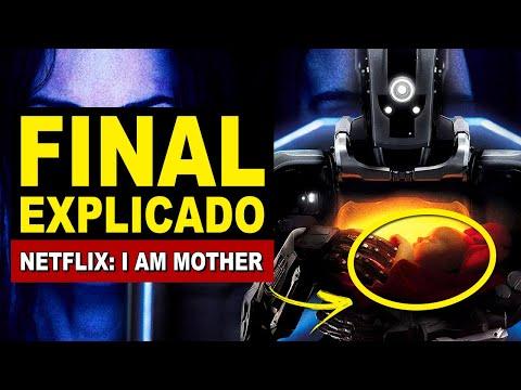 O verdadeiro significado do filme I AM MOTHER da Netflix (Explicação Final Explicado | Análise)