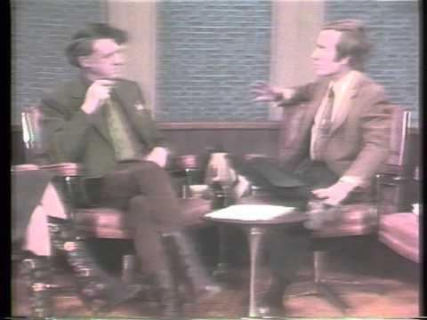 Anthony Burgess on The Dick Cavett Show, 1971