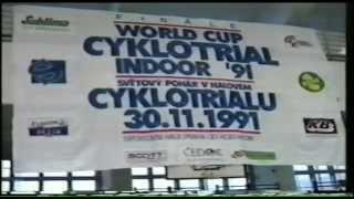 World Indoor Biketrial Cup 1991