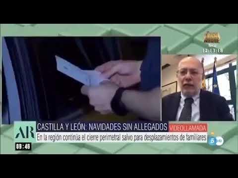 Igea sobre las restricciones de Navidad en el Programa de Ana Rosa