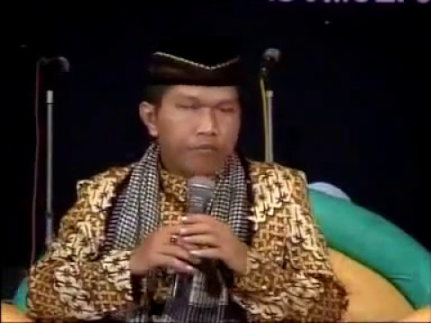 Cara Bersyukur Manusia - Pengajian KH Makruf Islamuddin Di Iringi Rebana Walisongo Sragen