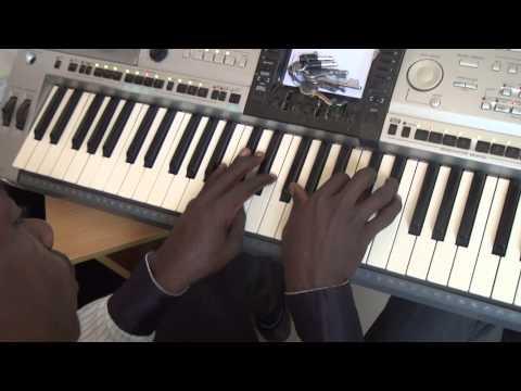 Joel Mugabe This is the air i breath- Instrumental