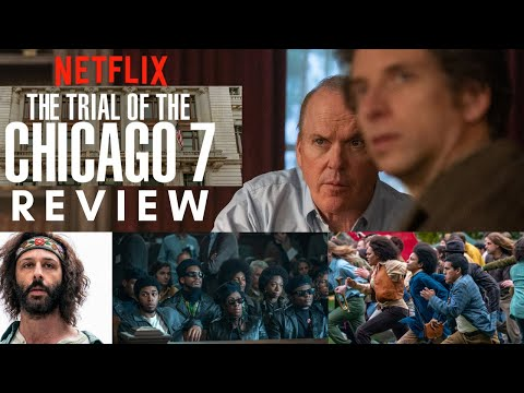 The Trial of the Chicago 7 - Review