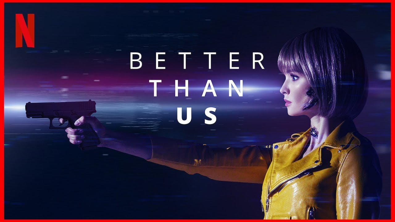 BETTER THAN US || Лучше, чем люди | Trailer - YouTube