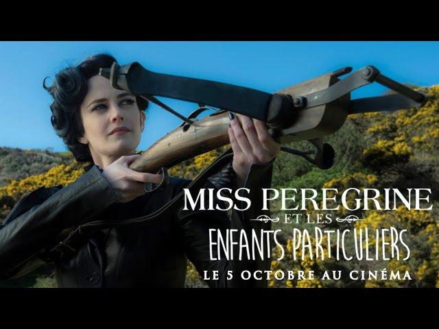 Miss Pérégrine et les Enfants Particuliers - Bande annonce finale [Officielle] VOST HD