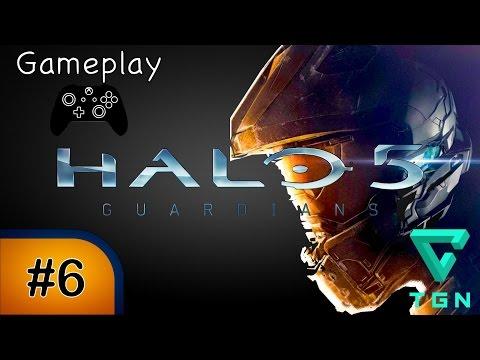 Halo 5 Guardians Gameplay | Cambios en la WC™ 2T y Abriendo Paquete | Asesino | #6 1080p 60fps