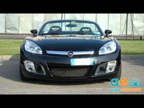 Opel GT Opel GT Tuning