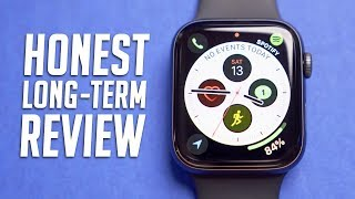 Apple Watch Series 4 | An Honest Long Term Review