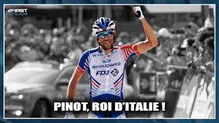 THIBAUT PINOT, ROI DE LOMBARDIE ! ROUE LIBRE #17