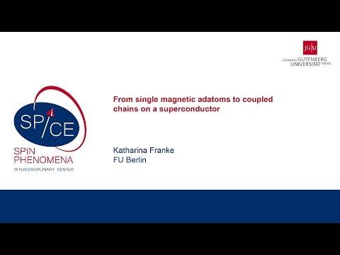 Talks - Topology Matters - Katharina Franke, FU Berlin