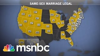 Supreme Court Allows Same-Sex Marriages In Alabama | msnbc