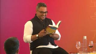 Nikesh Shukla in conversation with Nish Kumar