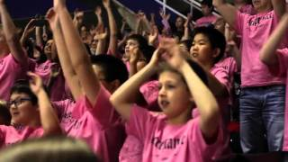 2016 Acceptance Day Flash Mob - Wednesday Feb 17