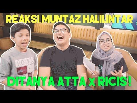Reaksi Gen Halilintar Kids Ketemu Ibu Gen Shooting Bareng Ria Ricis!