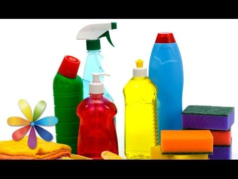 Топ-3 эко-средства для уборки в доме – Все буде добре–Выпуск 655–19.08.15