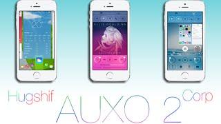 El Mejor Tweak de Cydia 2014 Auxo 2 gratis para iPhone iPad iPod Video