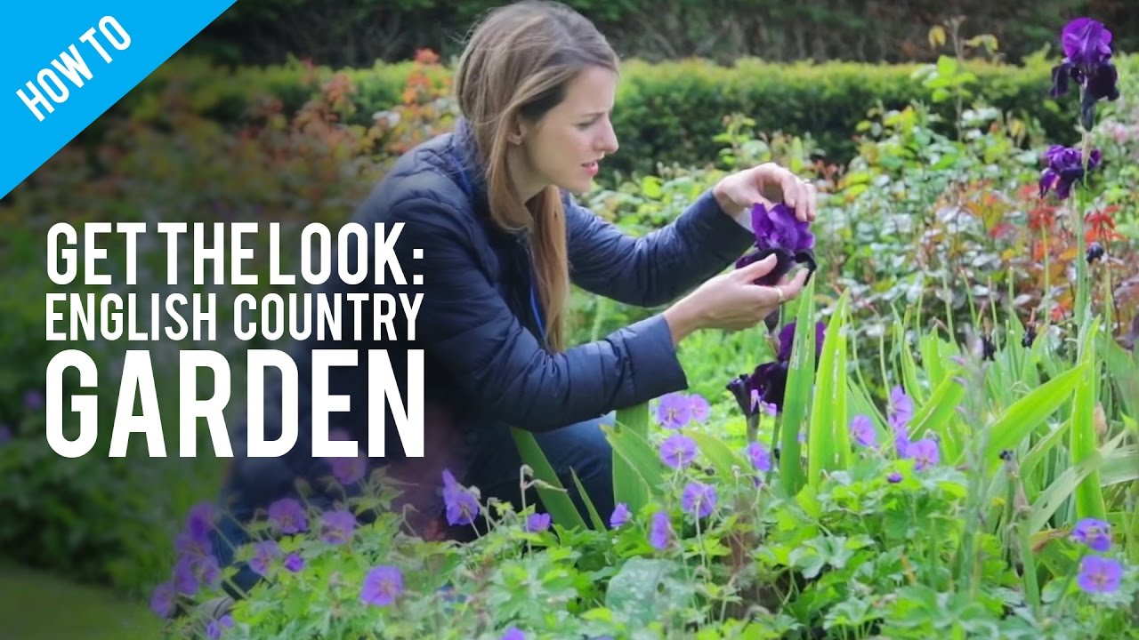 Plants For An English Country Garden Youtube