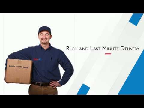 Motion Art Slideshow - shipping ad