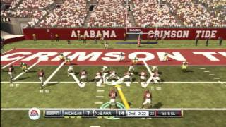 CGRundertow NCAA FOOTBALL 12 for PlayStation 3 Video Game Review