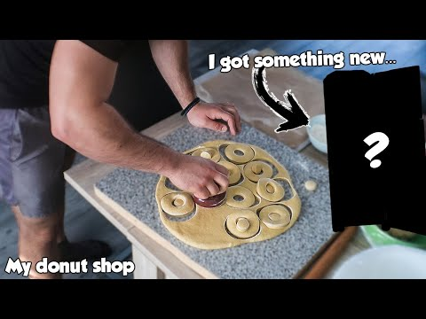 STARTING MY DONUT BUSINESS EP.4 PART 1 | I AM INVESTING A LOT | SHOP IS COMING TOGETHER