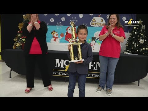 Elementary Science Fair 2018 | McAllen ISD