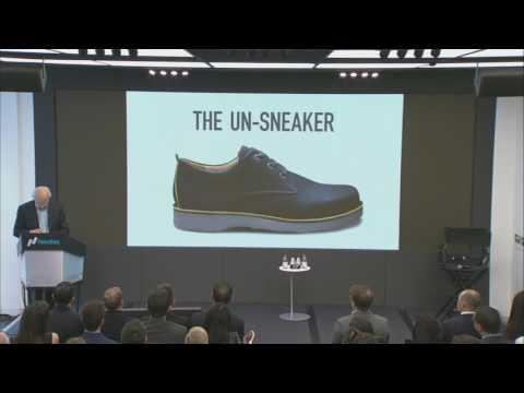 Next Great Consumer Brands 2017: Samuel Hubbard Shoe Co.