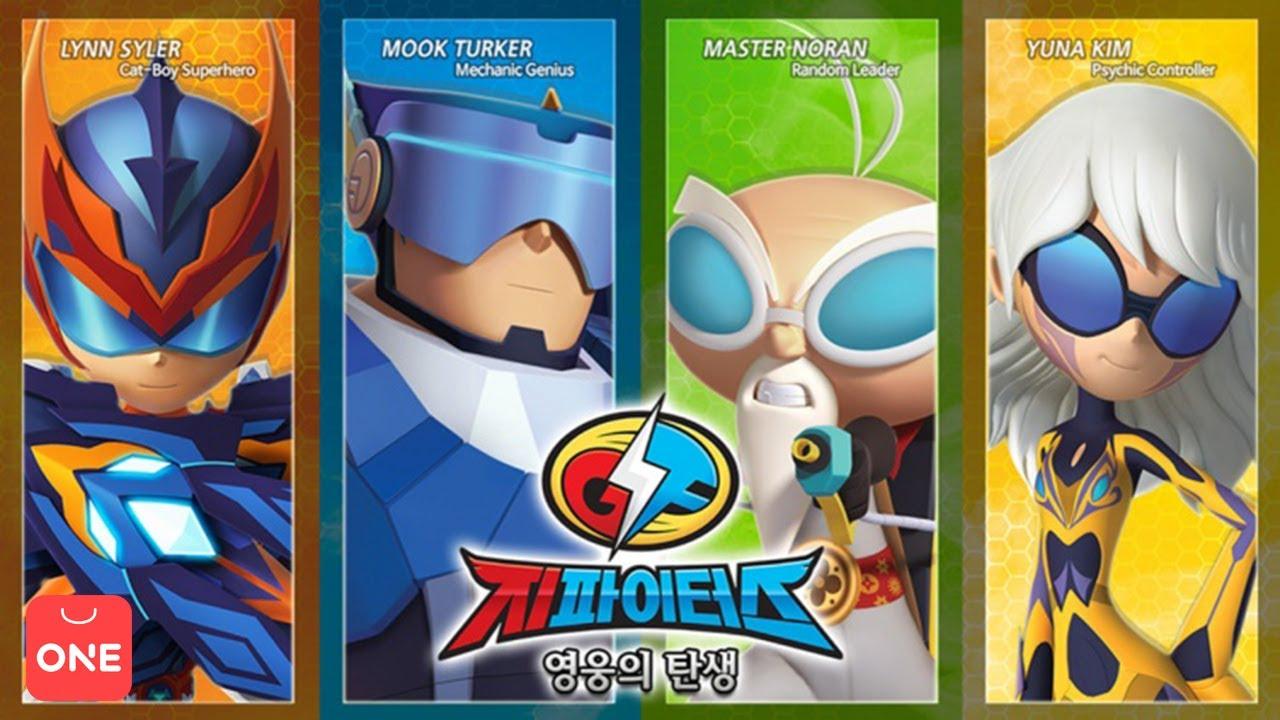 지파이터스 - 영웅의 탄생 GFighters Android Gameplay