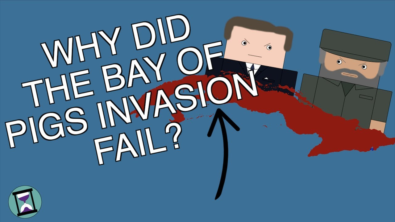 Why Did the Bay of Pigs Invasion Fail? (Short Animated Documentary)