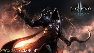 Diablo III: Reaper of Souls Gameplay (XBOX 360 HD)
