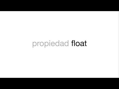Propiedad Float