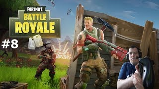 Fortnite #8 | Let's take the Battle pass