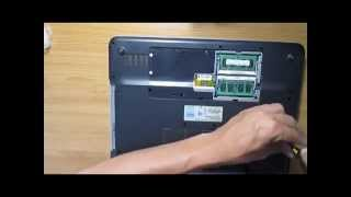 Replace faulty hard drive for Sony Vaio