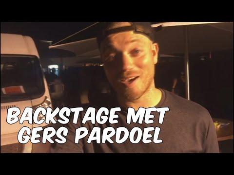 BACKSTAGE MET GERS PARDOEL - StraatOpdrachten Vlog