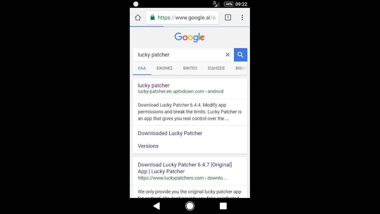 lucky patcher no root apk uptodown