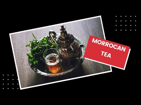 Morrocan Tea By MARYPLACECH